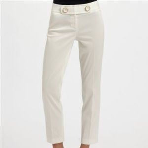 Milly of New York Chic Crop Sailor Pants